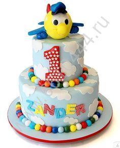 Торты на день рождения на 1 год
