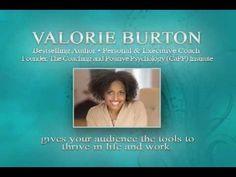 Valorie Burton, Motivational Speaker