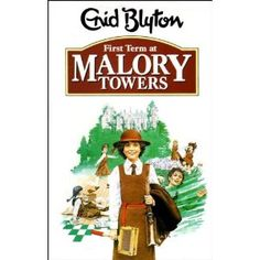 Enid Blyton's Malory Towers, there were six books and I love them ALL! The adventures and the food they gobble down, it made me want to go to boarding school : )