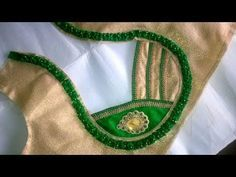 Hello Viewers Welcome To MMS DESIGNER. This video will show you how to create a beautiful and simple way MMS Latest Blouse Back Neck designs Easy Cutting and. Modern Blouse Designs, Patch Work Blouse Designs, Stylish Blouse Design, Saree Blouse Neck Designs, Chudidhar Neck Designs, Blouse Back Neck Designs, Hand Designs, Designer Blouse Patterns, Dress Patterns