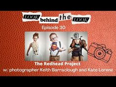 Episode 30: Keith Barraclough & Kate Lorenz   The Redhead Project - YouTube Filmmaking, Redheads, Projects, Youtube, Cinema, Red Heads, Log Projects, Blue Prints, Ginger Hair