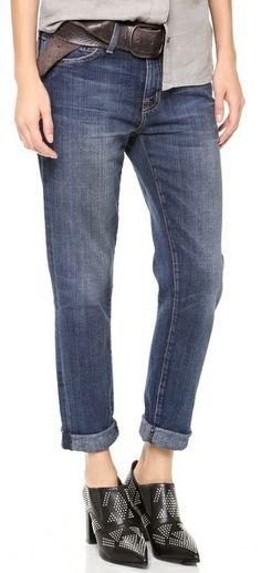 Current/Elliott The Fling Jeans $208.00 thestylecure.com