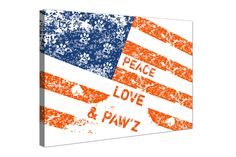 #ElectionNight .. #FurryPaw Nation wishes Peace, Love, & PAWz! In PAWz We Trust! #artlife #artwork #artoftheday #furrypawpics