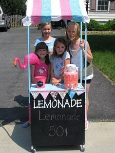 1000 images about candy shops stands booth on for How to build a lemonade stand on wheels