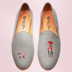 42bb87143abb Del Toro Walking The Dog Loafers   Spotted on  POPSUGAR Fashion Выгул  Собак, Пудель