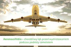 Czy wiesz czym jest Aeronausifobia?