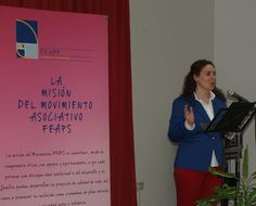 Lidia Molina, concejala de Educación, Infancia y Juventud del Ayuntamiento de Puertollano dio la bienvenida a todos los presentes.