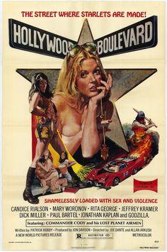 hollywood boulevard 1976 - Buscar con Google