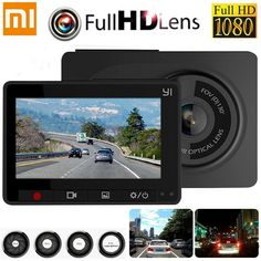 Xiaomi YI Ultra Dash Camera - Black for sale online Dvr Camera, Video Camera, Video Lock, 1080p, Wireless Security, Off Sale, Wide Angle Lens, Noise Reduction, Car Videos