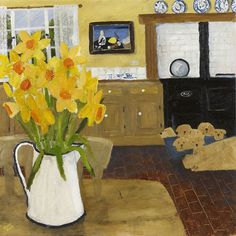 Gary Bunt | (40) Our Bed, We've been very good this morning, We've stayed here in our bed, We hope our mum will wake up soon,It's time that we were fed