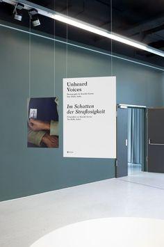 Unheard Voices by Sebastian Schichel