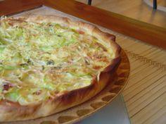 Tarte provençale aux courgettes