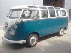 Volkswagen - T1 - Samba - 21 gedeelde voorruit - 1967