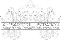 a.m.sartor illustration