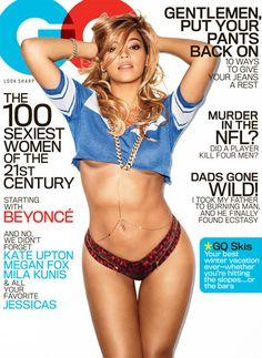 Beyonce 2013 GQ