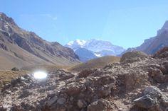 Aconcágua, a 6962 metros de altitude, Mendoza, Argentina.