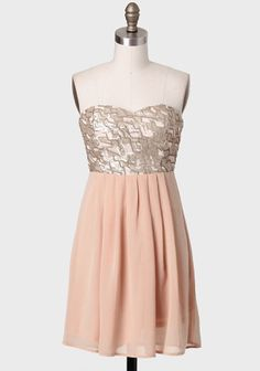 Catch The Light Embellished Dress by: ShopRuche.com