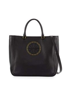 622931f2f5f3 TORY BURCH Studded Leather Tote Bag.  toryburch  bags  shoulder bags  hand  bags  leather  tote  lining