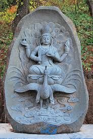 Altar, Golden Age, Garden Sculpture, Oriental, Outdoor Decor, Html, Portugal, Buddha, Monuments