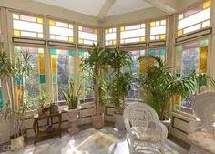 The Sunroom - From the T.V. Show Charmed
