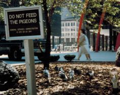 Federal Plaza, Chicago, 1986.  I'm hoping there's a prize category for oldest pic.