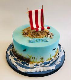 Birthday Cake, Baking, Fruit, Green, Desserts, Food, Tailgate Desserts, Deserts, Birthday Cakes