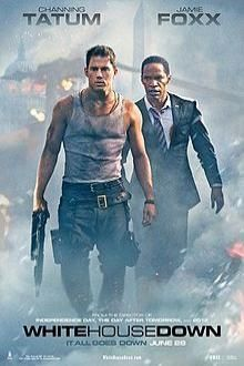 White House Down saw this 1st September yep good movie a little cheesy it parts but overall enjoyable...mmmm Channing