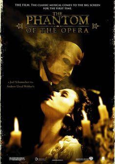 Watch The Phantom of the Opera 2004 Full Movie Online Free