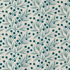 minted springs (Laura Hankins - print & pattern)