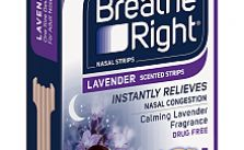 Free Breathe Right Lavender Strip Sample #breath #sample #usa #freebies #samples #breatheright
