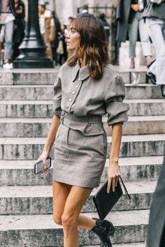 Street Style #PFW / Día 7 / 3 de octubre de 2017