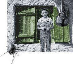 Inédito. Carta a Marc Chagall. Texto: Jerzy Ficowski. Ilustração: Hallina Beltrão. Suplemento Pernambuco, edição 131, janeiro de 2017.