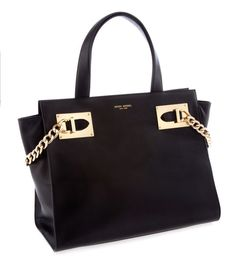 Whitney Chain Satchel | New Arrivals | Henri Bendel