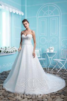 😍Женственное свадебное платье идеально подходит невестам, которые желают подчеркнуть нежность своего образа.  Заказывайте только лучшие наряды для своих клиенток! www.kotapska.com