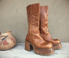 Dr Shoes, Sock Shoes, Me Too Shoes, Funky Shoes, Cute Shoes, Chunky Boots, Chunky Heels, Chunky Heel Platform Boots, 90s Boots
