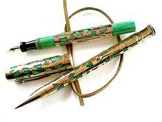 10 Beautiful Pens for Beautiful Thank You Notes Now Thank You Notes, Thank You Gifts, Pen Brands, Writing Instruments, Fountain Pen, Geeks, Geek Stuff, Culture, Friends