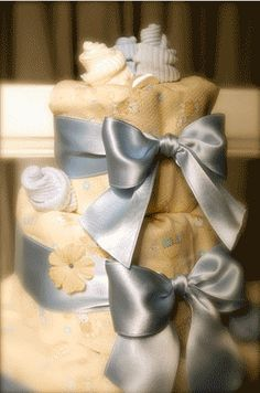 Diaper Cake Instructions - Everything On How To Make Diaper Cakes