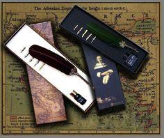 Stylet optionnel de plume de la couleur, Graduation cadeau plume, Cadeau d'anniversaire quill pen, Calligraphie plume plume papeterie cadeaux dans de sur AliExpress.com | Alibaba Group