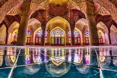 Nasir olmolk shiraz