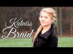 CATCHING FIRE - Katniss Arena Braid by DominoKati - YouTube