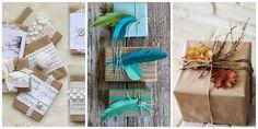 Heel gewoon dagelijks ...: Inspiratie: kado verpakkingen...