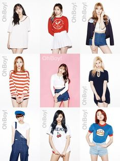 TWICE have us appreciating their refreshing charm once again in 'OhBoy!' pictorial | http://www.allkpop.com/article/2016/04/twice-have-us-appreciating-their-refreshing-charm-once-again-in-ohboy-pictorial