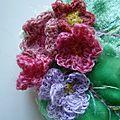 Bouquet en Lana