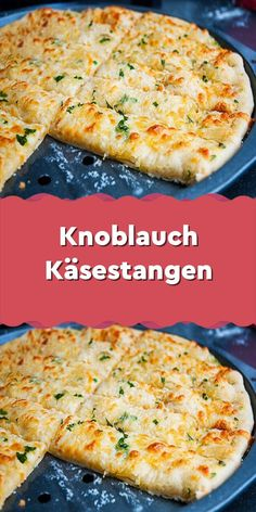 Garlic cheese sticks- Knoblauch Käsestangen These garlic cheese sticks are the perfect snack when watching films. A delicious affair based on Italian pizza. Pizza Snacks, Easy Snacks, Easy Healthy Recipes, Healthy Snacks, Snack Recipes, Easy Meals, Garlic Cheese, Garlic Pizza, Food Porn