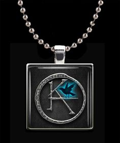 KA Symbol The Dark Tower Square Pendant with Chain Dark Tower Art, The Dark Tower Series, All Stephen King Books, Stephen King Tattoos, Steve King, Wax Seals, Creative Gifts, Silver Necklaces, Tattoo Inspiration
