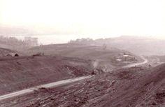 Tarabya yokuşu ulaşıma açılıyor (1955)