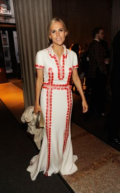21f541a28ccb The 17 Best-Dressed Designers in the Fashion World Tory Burch