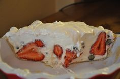 Elizabeth Ann's Recipe Box: Fresh Berry Pie