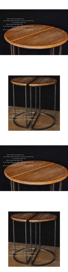Vintage metal bar chair, bar table sets, 100% wooden tea talbe, anti rust treatment , wood Stool,metal furniture