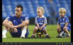 JT n his children.